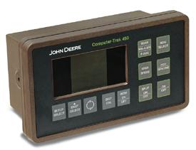 Computertrak 150 350 And 450 Seed Monitors