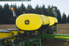 225-gallon fertilizer tank