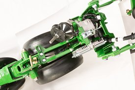 Brushless motors are maintenance free