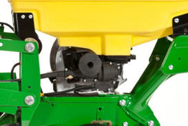 RowCommand clutch on MaxEmerge 5 with 3-bu hopper