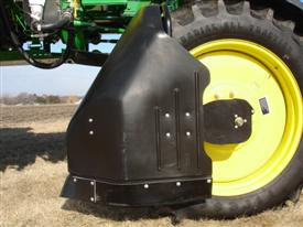 Wheel shield