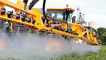 STS Series Sprayer booms