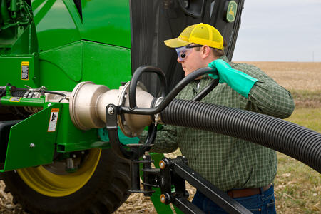 Self-Propelled Sprayers | R4045 Sprayer | John Deere US