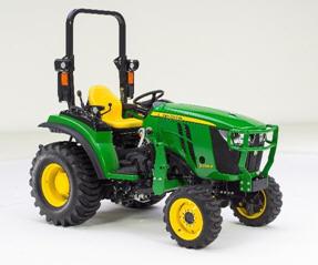 Compact Tractors | 2038R | John Deere US