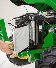 5100E Utility Tractor - New Tractors - Stotz Equipment