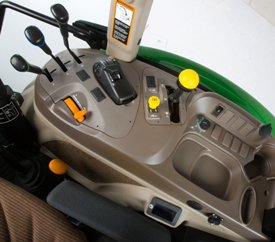5M right-hand controls (cab)