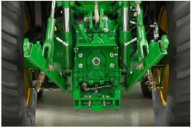 Heavy-duty 3-point hitch