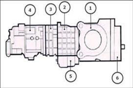 Modular transmission