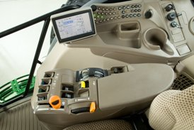 ComfortView™ cab available with IVT™