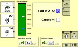 DirectDrive full auto mode