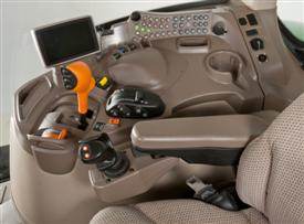 Right-hand Storage (right-hand console)