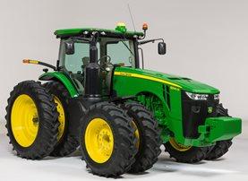 Row-Crop Tractors | 8320R | John Deere US