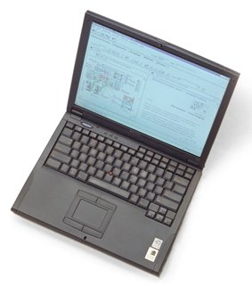 Service ADVISOR laptop