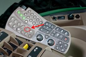 CommandCenter transmission shortcut key