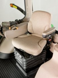 ComfortCommand™ seat