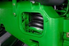Airbag suspension component