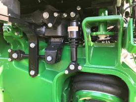 Cab suspension components