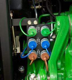 6-way diverter valve