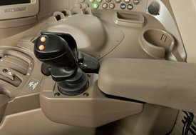 Attachments, joystick, electronic, three-function