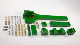 Ball-type drawbar kit for 8R Series Tractors