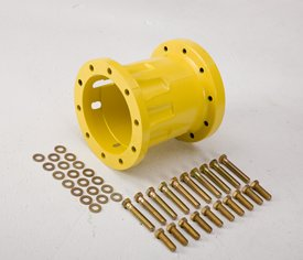 Hub extension kit