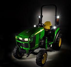 Sub-Compact Utility Tractors | 1025R | John Deere US