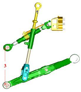 3-point hitch (C)