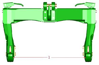 3-point hitch dimensions