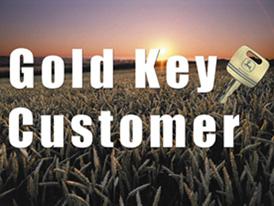 Gold Key Customer