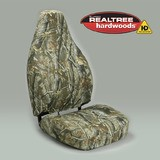 High-performance sport seat cover - camo
