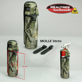 MOLLE fire extinguisher pouch