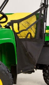 OSR nets (shown on two-passenger Gator™ Utility Vehicle)