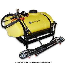340.7-L (90-gal.) single tank sprayer