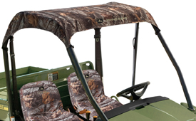 Gator OPS camouflage soft roof