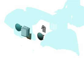 48-V to 12-V converter kit