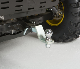 Hitch drawbar kit