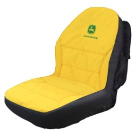 Cushioned covers protect new seats and renew old seats