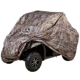 Transportable vehicle cover - camo