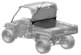 Crossover Gator Utility Vehicles Xuv825e Utility Vehicle John