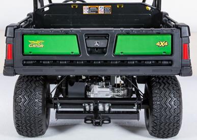 Traditional Gator™ Utility Vehicles | HPX815E Utility