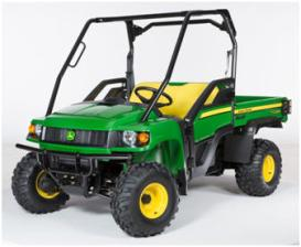 Traditional Gator Utility Vehicles Hpx 4x4 Gas Utility