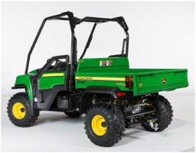Traditional Gator Utility Vehicles  HPX 4x4 Diesel Utility