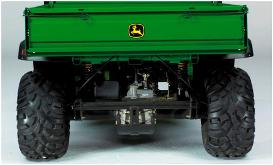 Traditional Gator Utility Vehicles HPX 4x4 Gas Utility Vehicle
