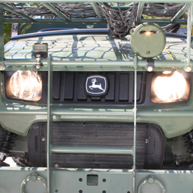 Blackout light kit (front view)