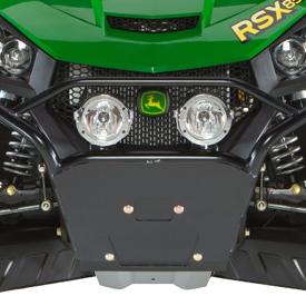 Front PreRunner bumper detail