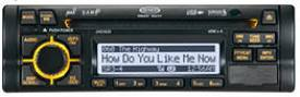 SWJHD3620 stereo head unit