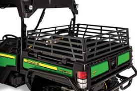 Cargo box side extension kit