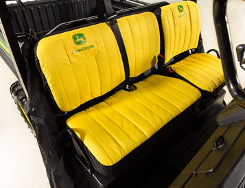 Bench seat cover