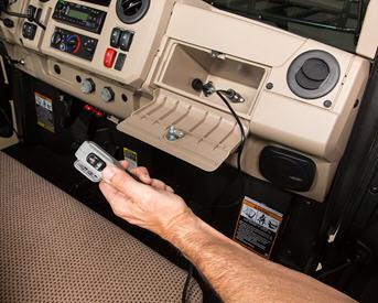Plug-in remote
