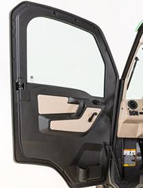 R cab door